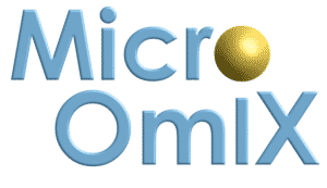 Logo MicroOmiX